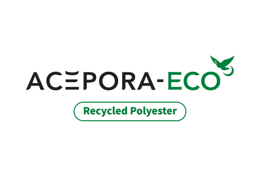 ACEPORA-ECO Recycled polyester